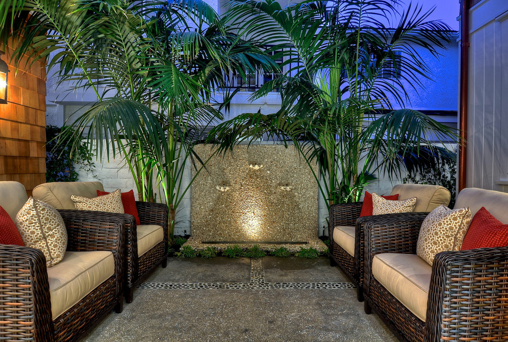 Patio Tropical Outdoor Wall Decor