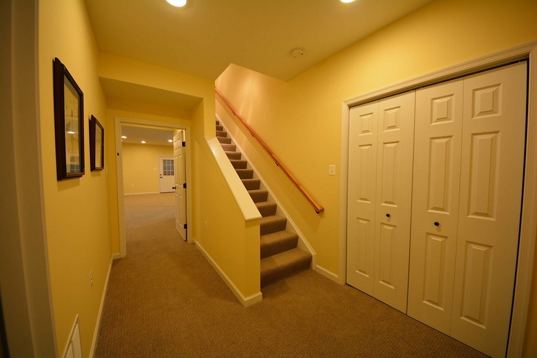 Perfect Basement Stairs Railing