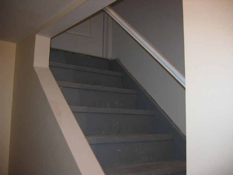 Perfect Basement Stairs