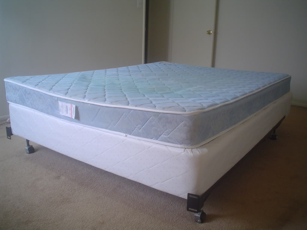 Perfect Full Size Mattress And Box Spring