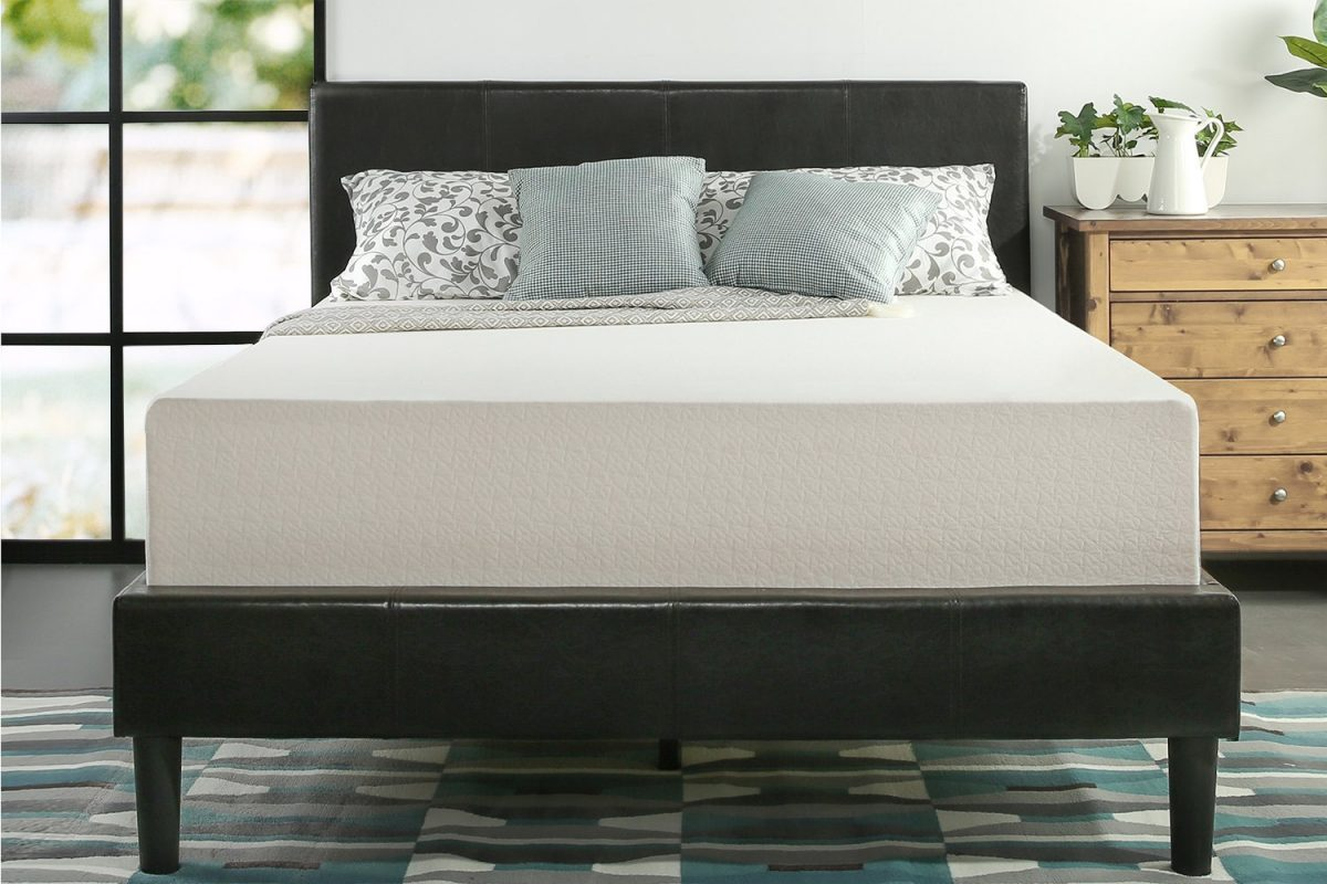 Perfect King Size Memory Foam Mattress