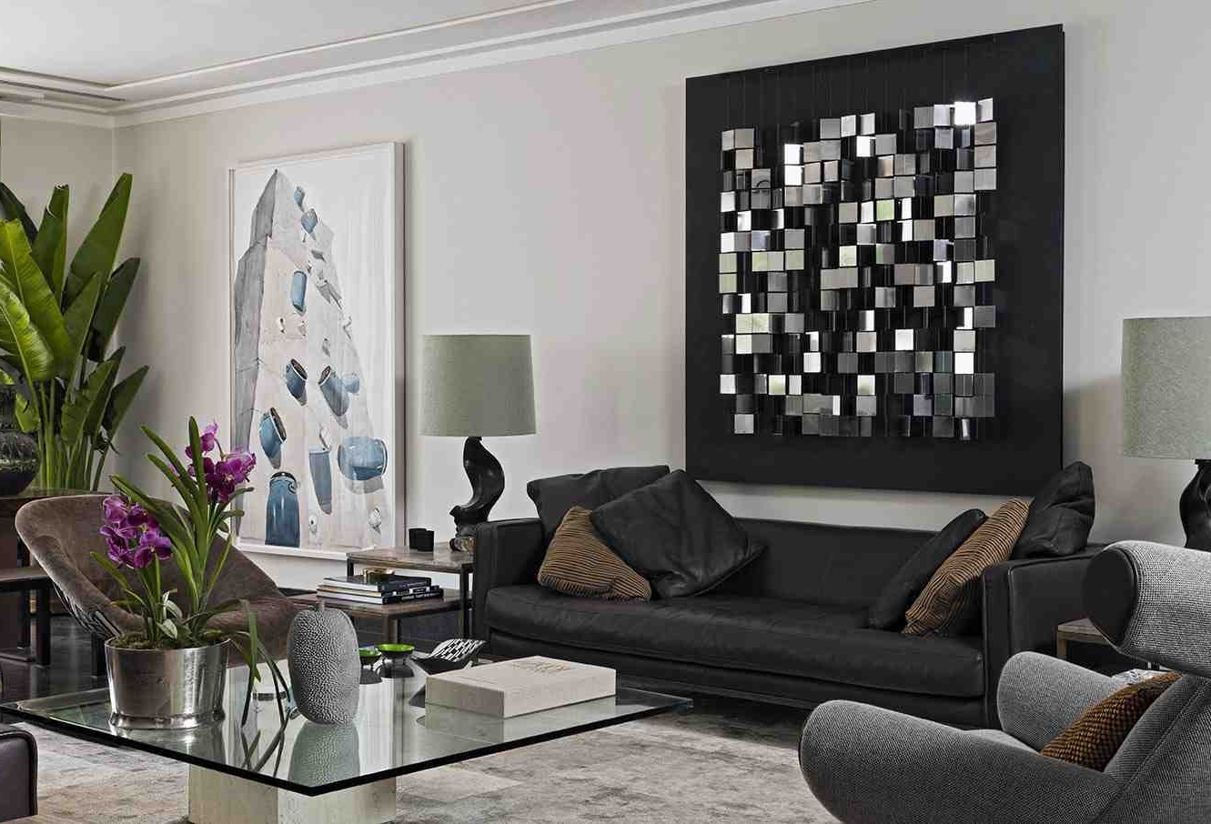 Image of: Picture Mirror Wall Decor