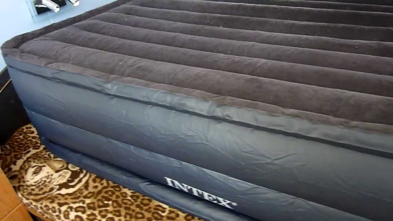 Queen Blow Up Mattress Color