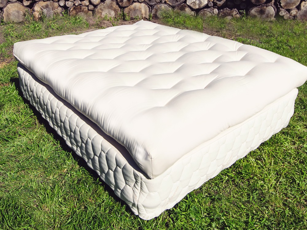 Image of: Queen Size Futon Mattress Bags