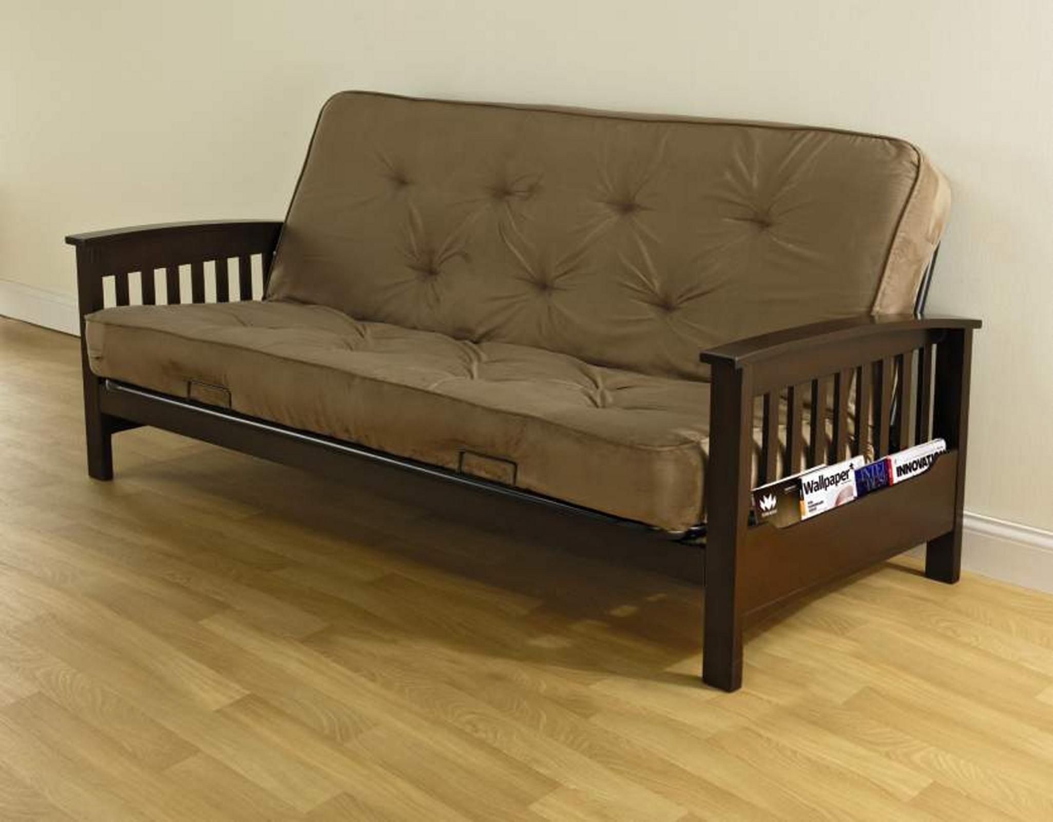 Image of: Queen Size Futon Mattress Stores