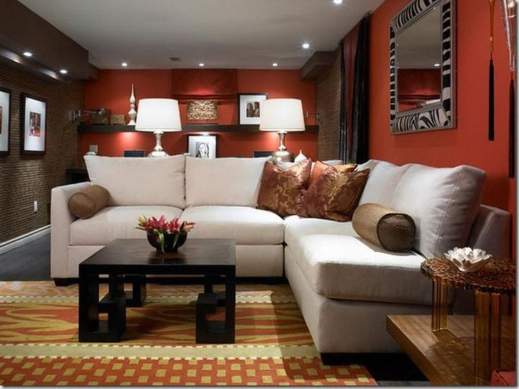 Image of: Remodeling a Small BasementDesign Ideas