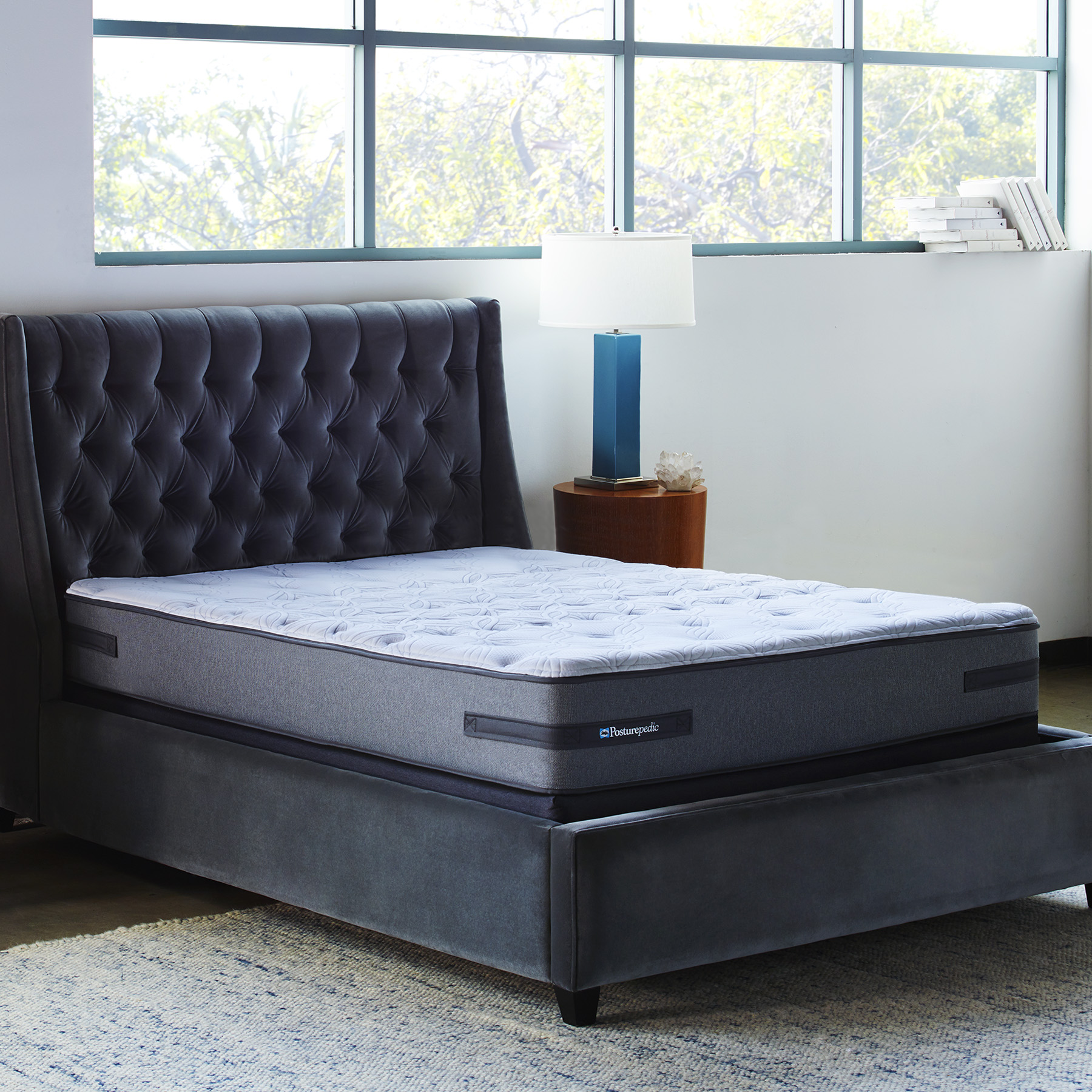 Simple California Queen Mattress