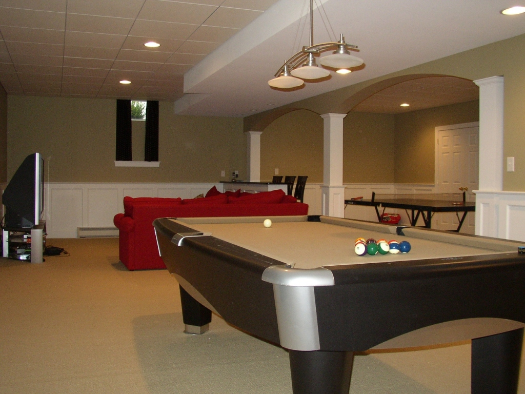 Image of: Small-Basement-Ideas-Photos