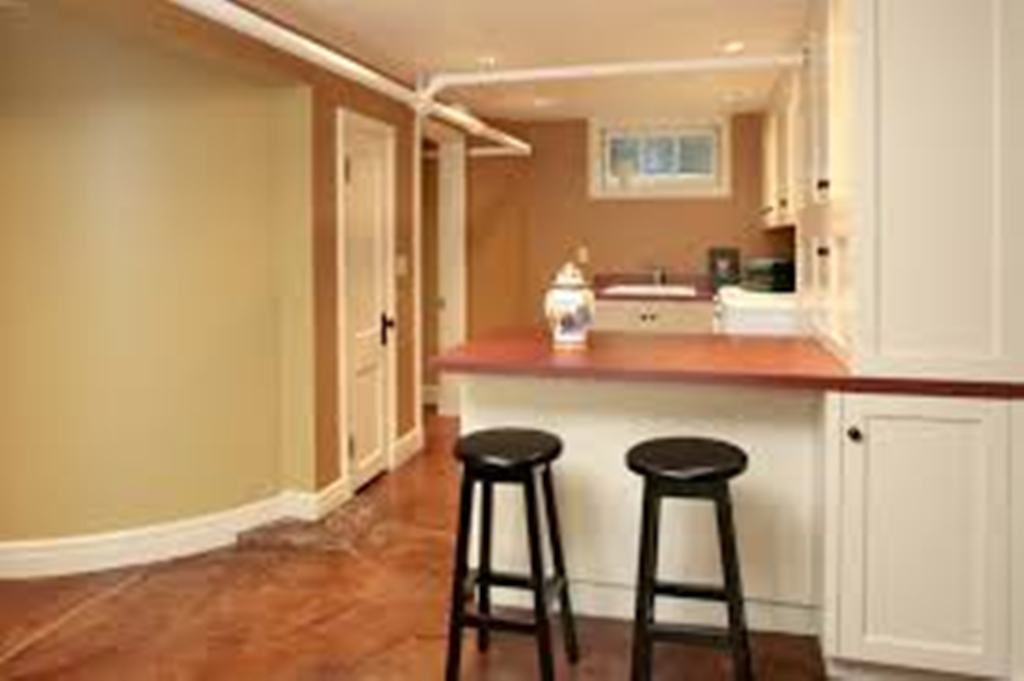 Picture of: Small Basement Kitchen Ideas Target