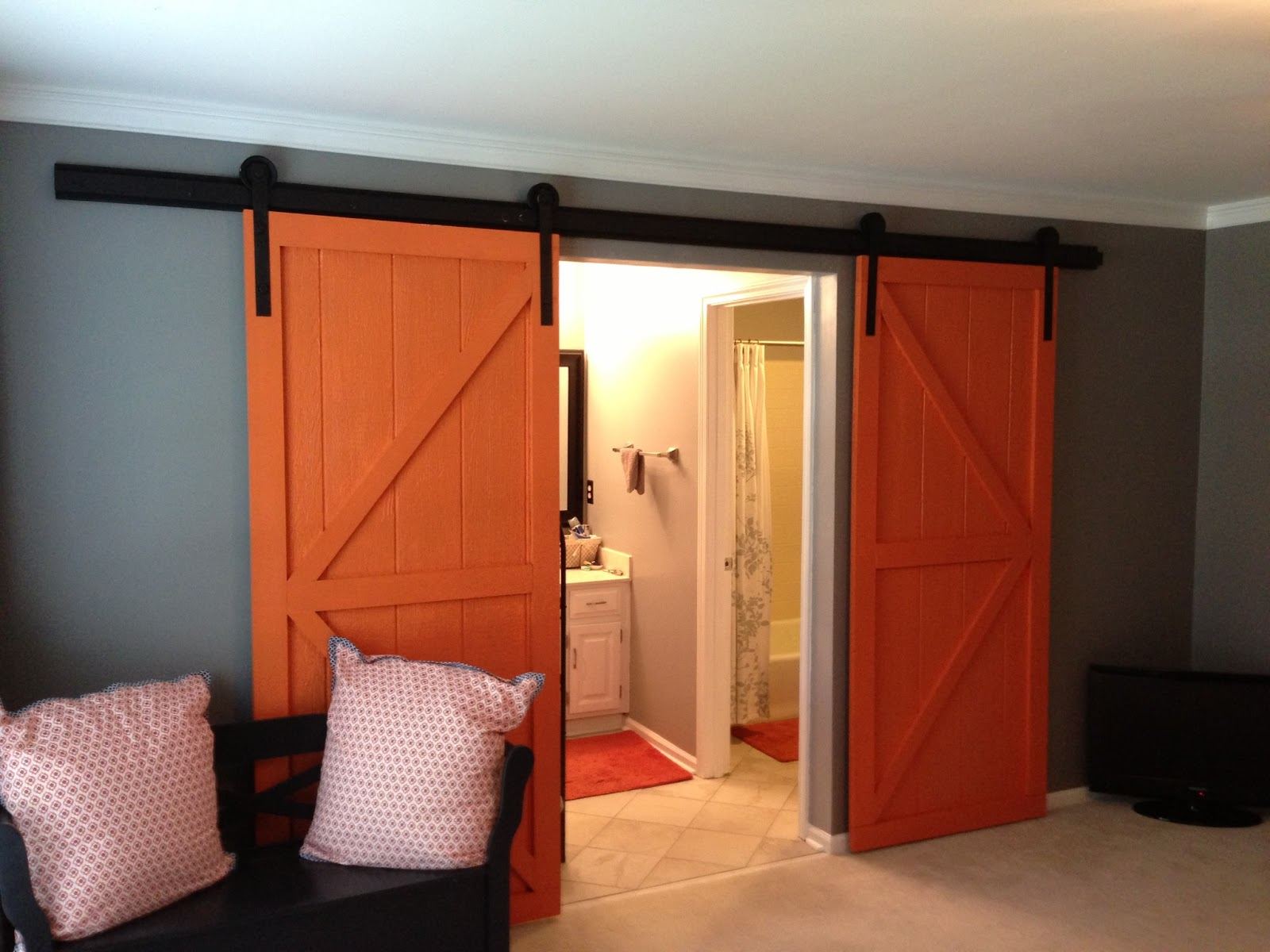 Small Interior Basement Doors