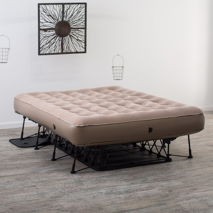 Standing Queen Blow Up Mattress