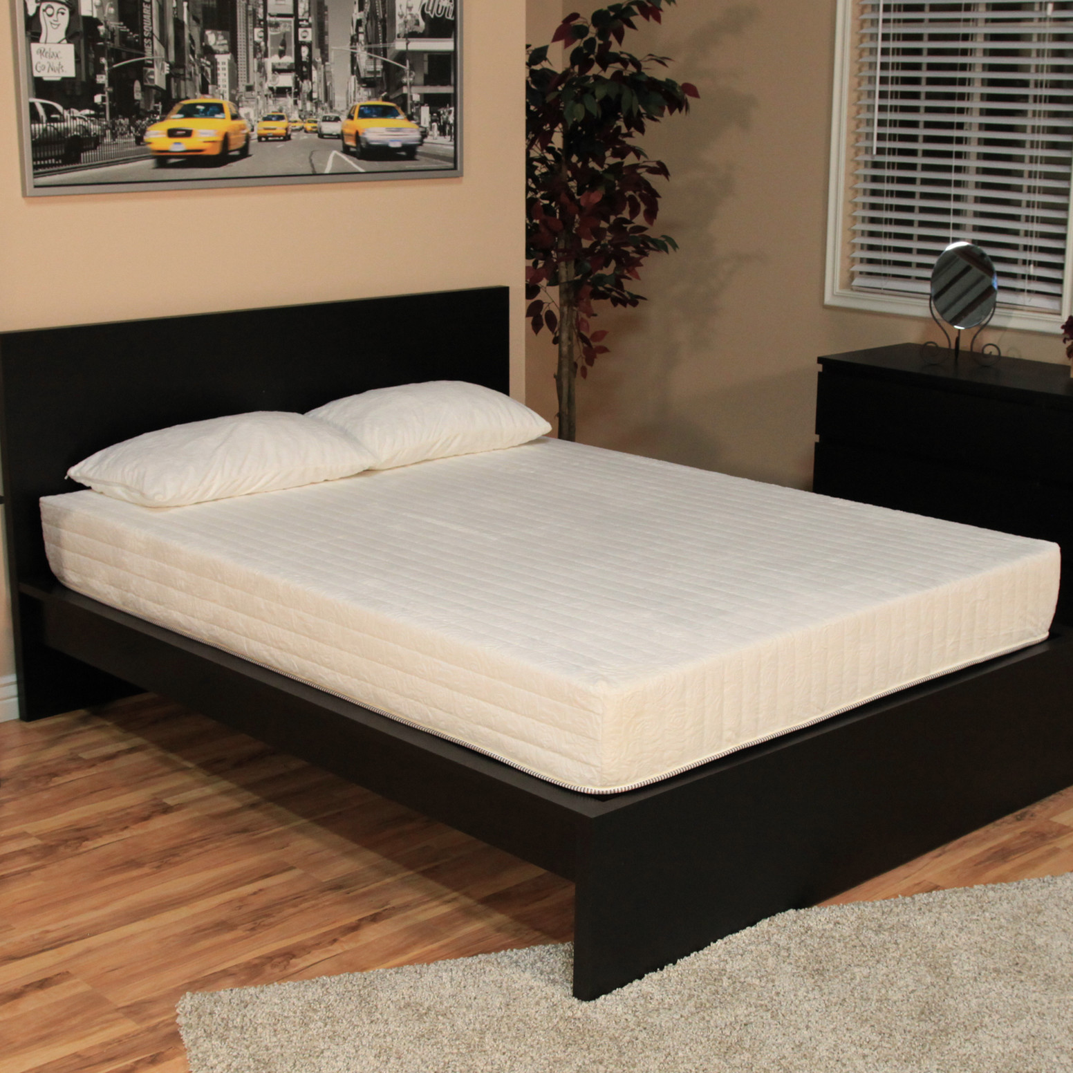 Image of: The Memory Foam Futon Mattress