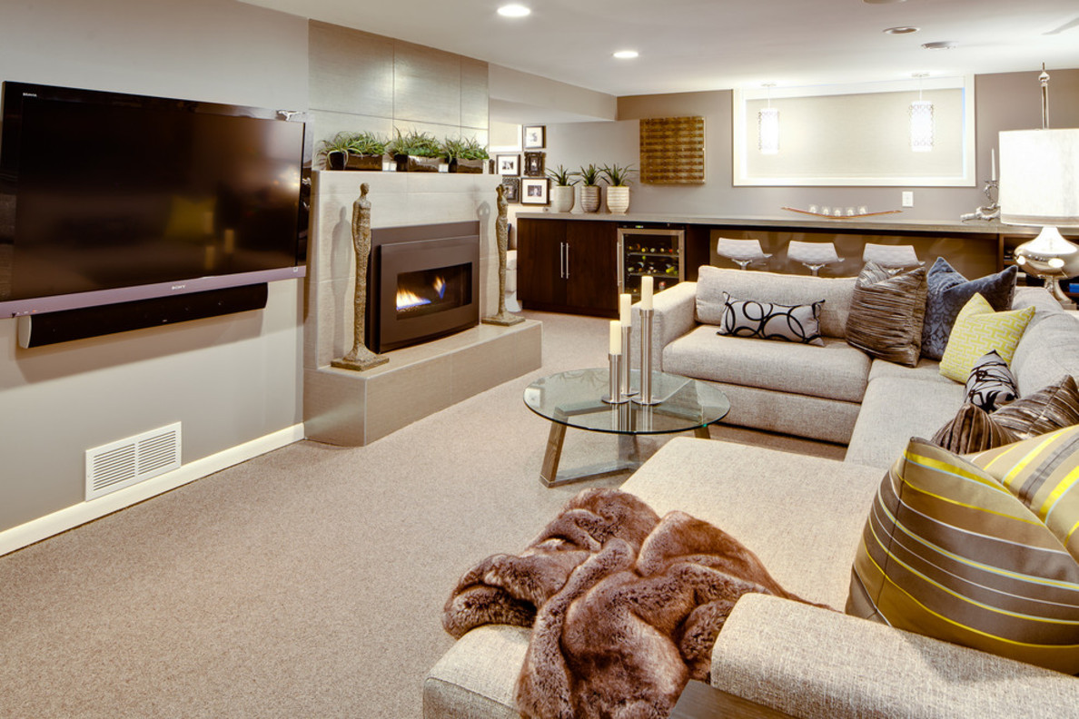 Image of: Top And Best Basement Remodeling Ideas