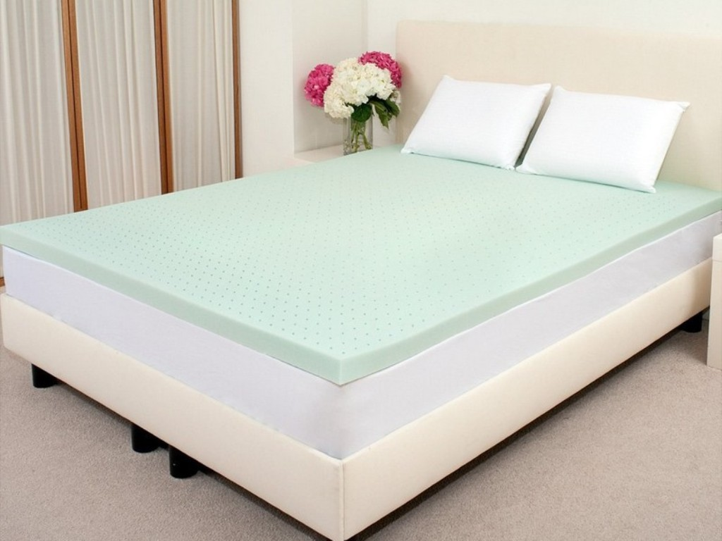 Image of: Twin XL Mattress Topper Cover