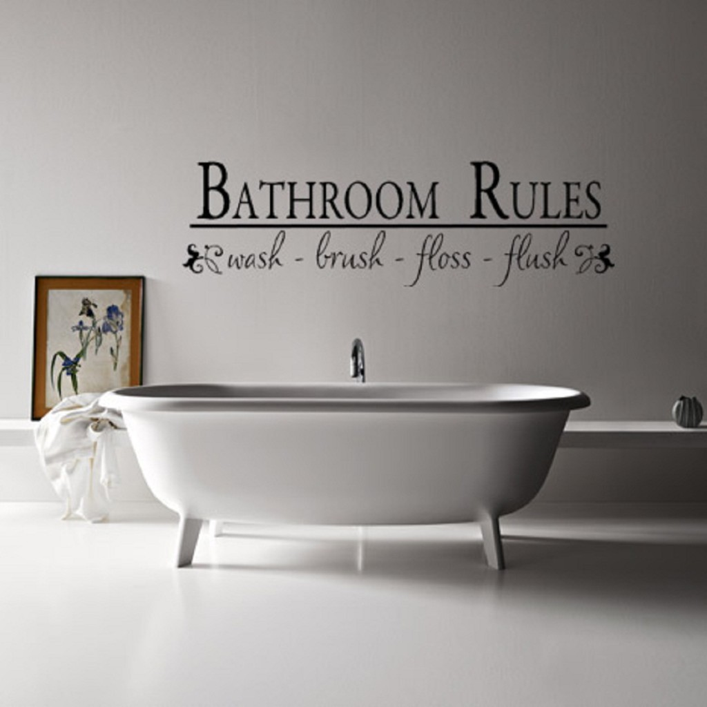 Picture of: Wall Art Decor Bathroom