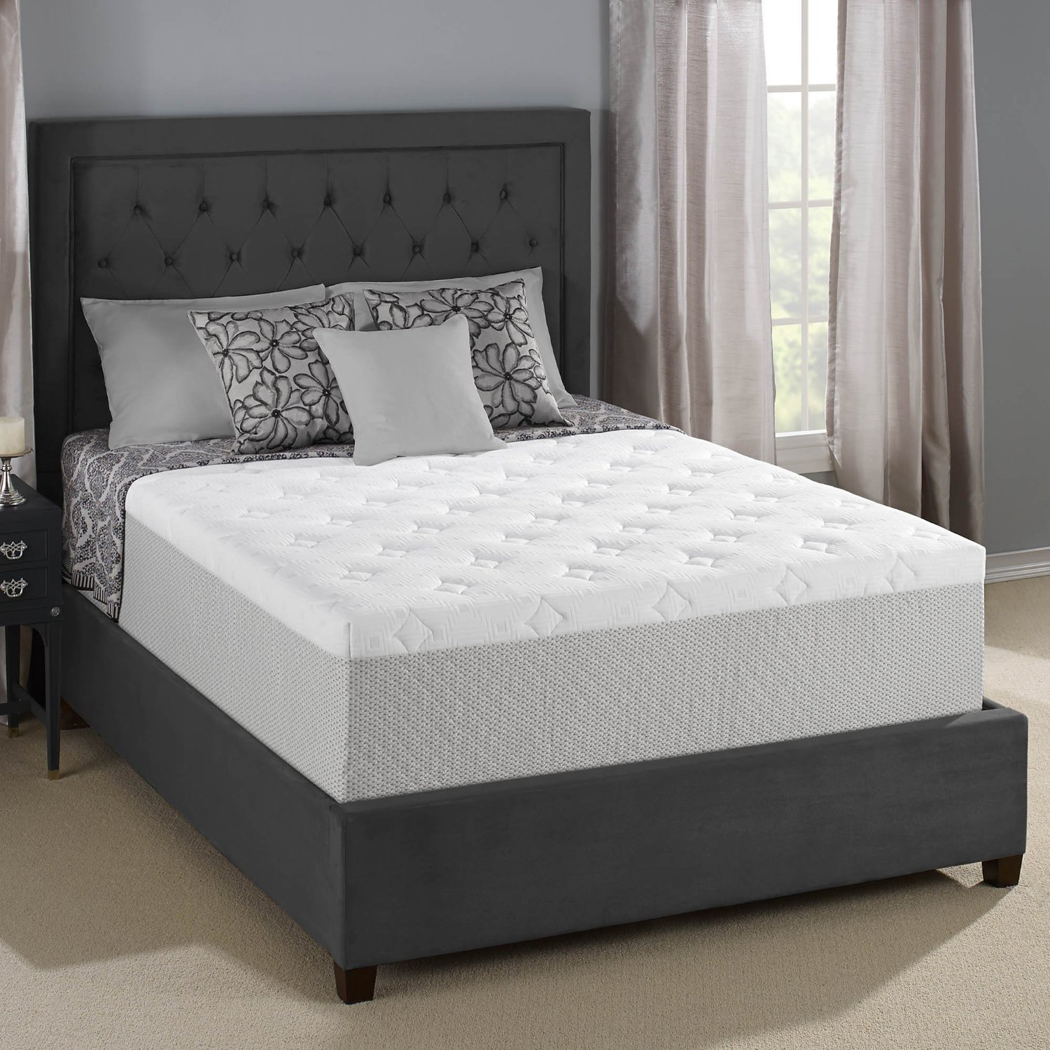 Wonderful King Size Memory Foam Mattress