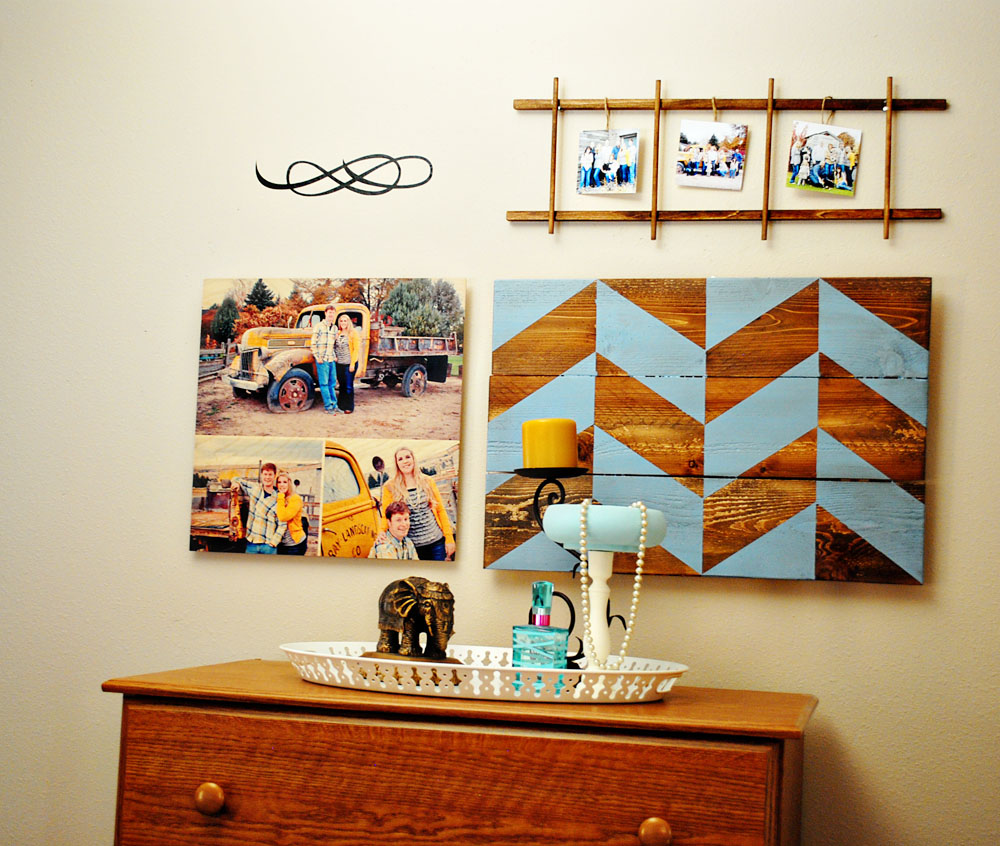 Wood Wall Art Decor Ideas