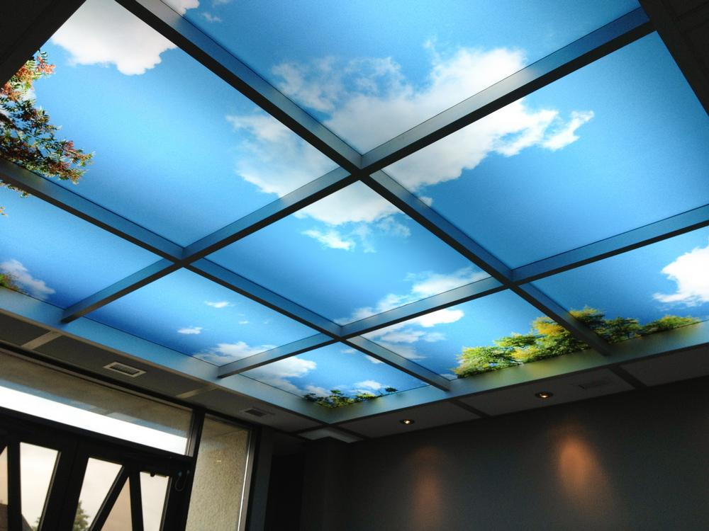 Picture of: Amazing Basement Ceiling Light Fixtures