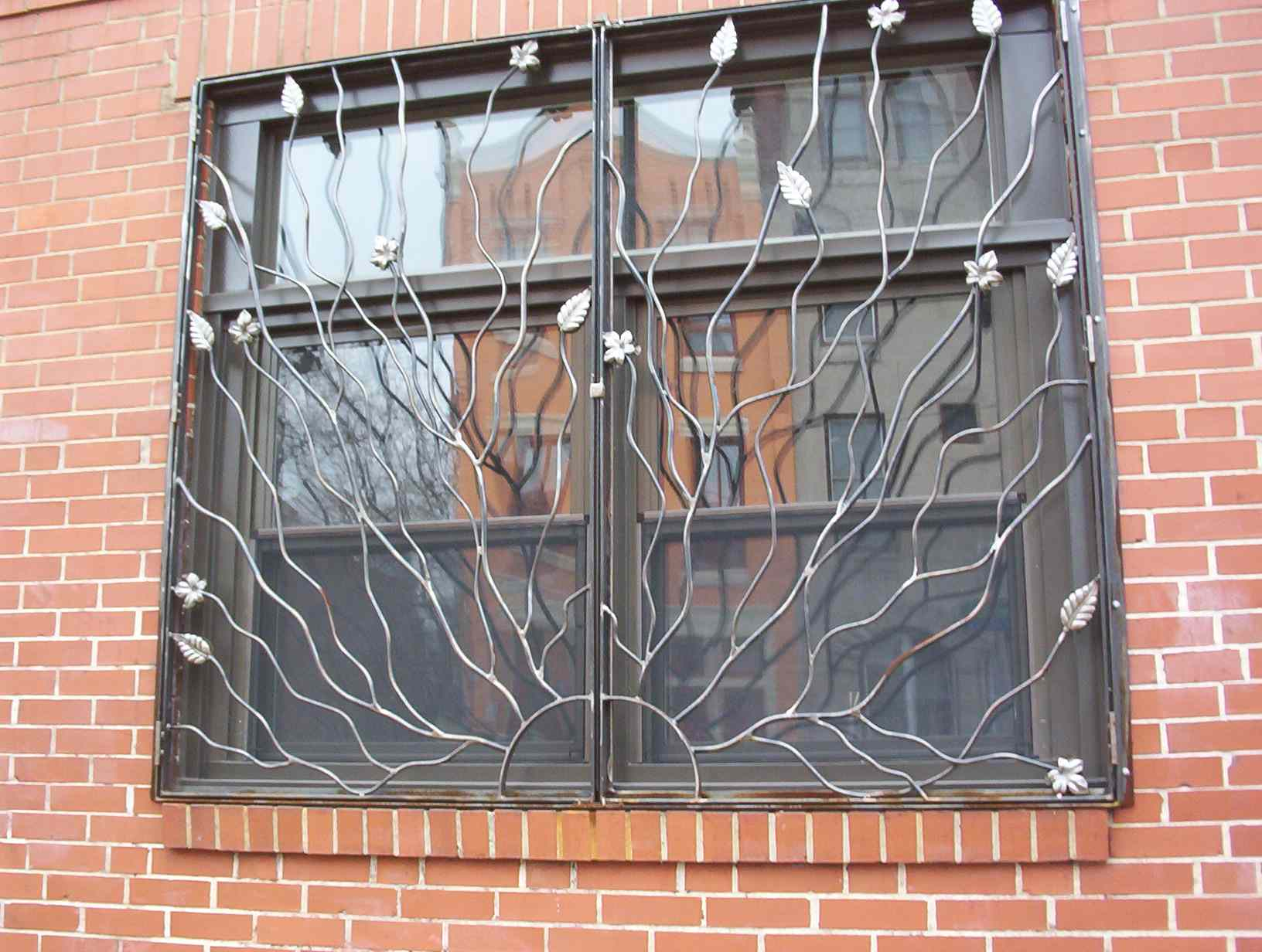 Picture of: Amazing Basement Window Security Bars
