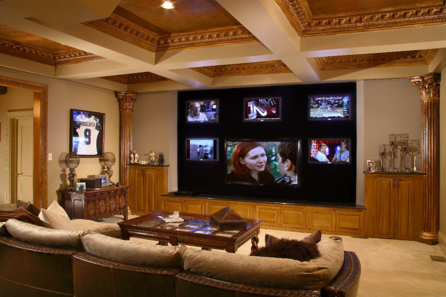 Awesome Basement Ceiling Ideas