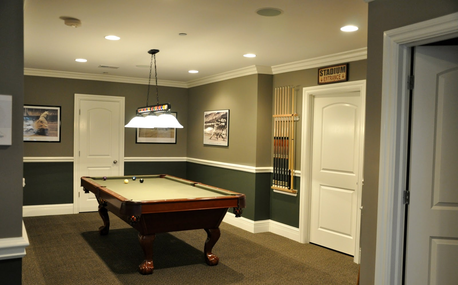 Picture of: Awesome Basement Wall Paneling