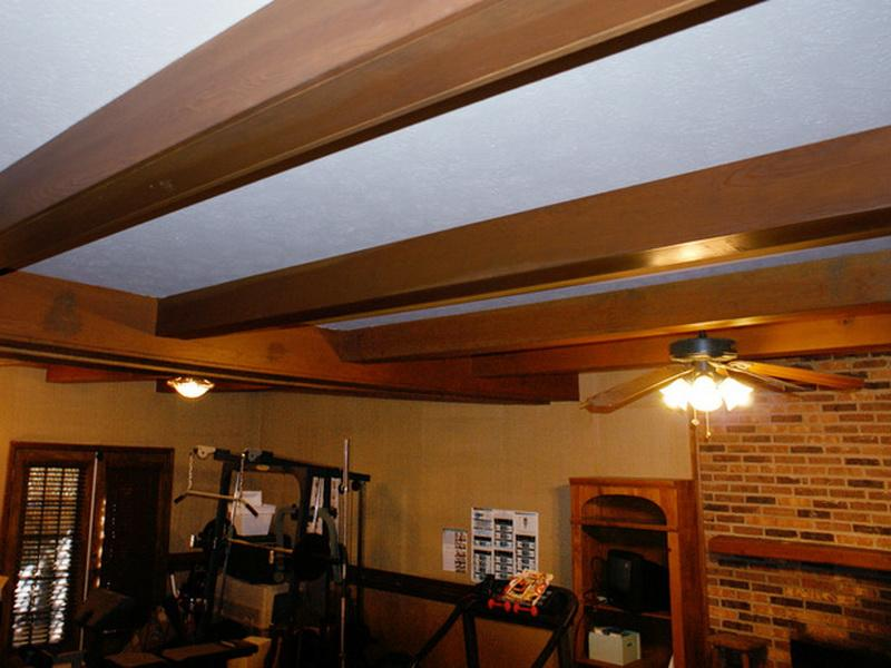 Awesome Easy Basement Ceiling Ideas