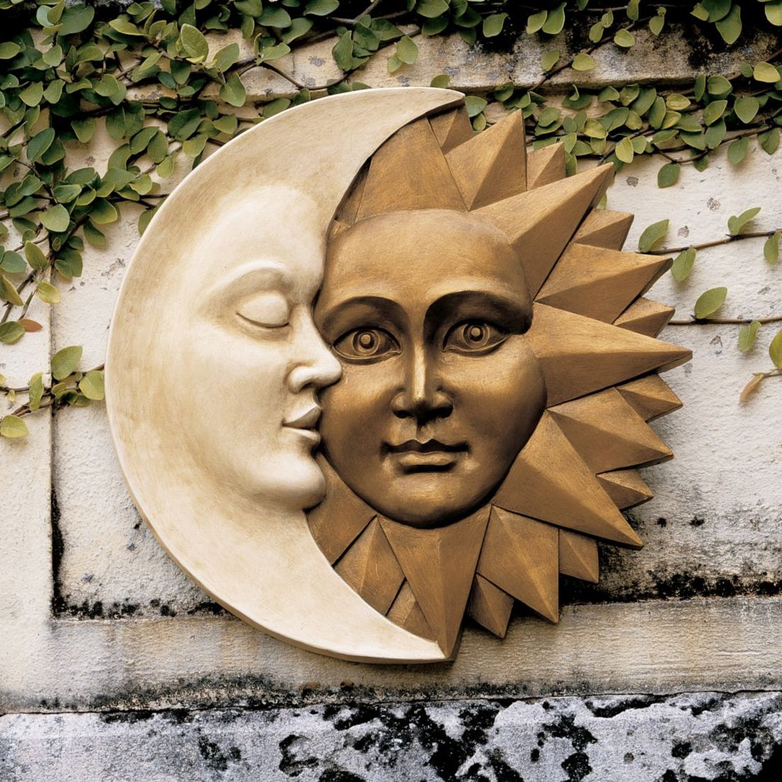 Awesome Outdoor Wall Art Decor Design