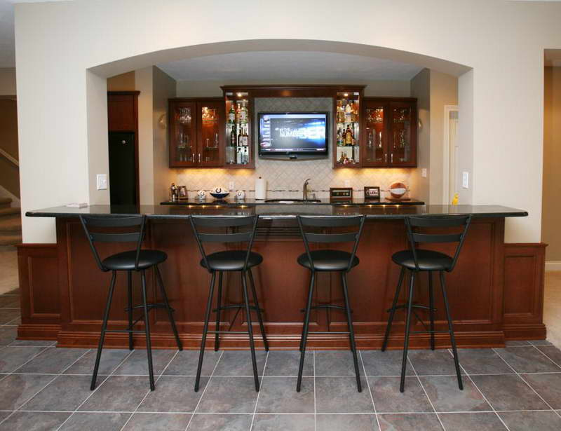 Bar Designs For Basement Wet Design