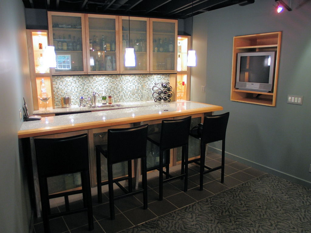 Basement Bars Small