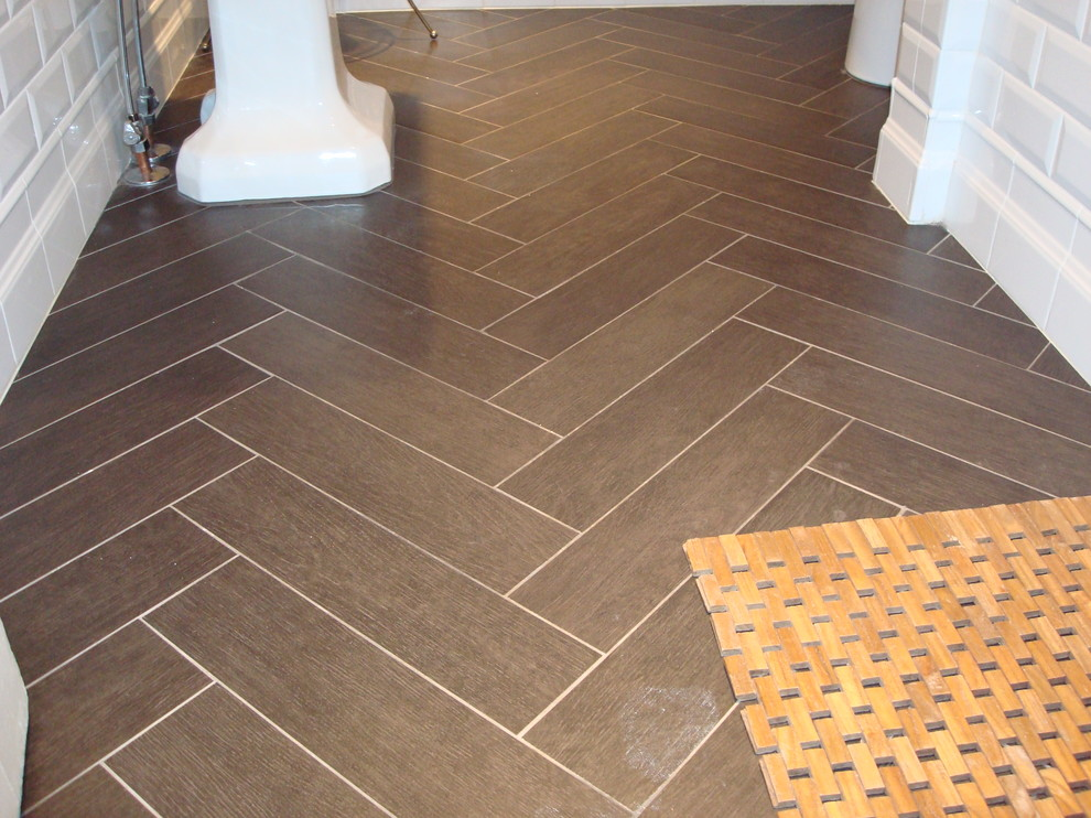 Basement Floor Tiles Design
