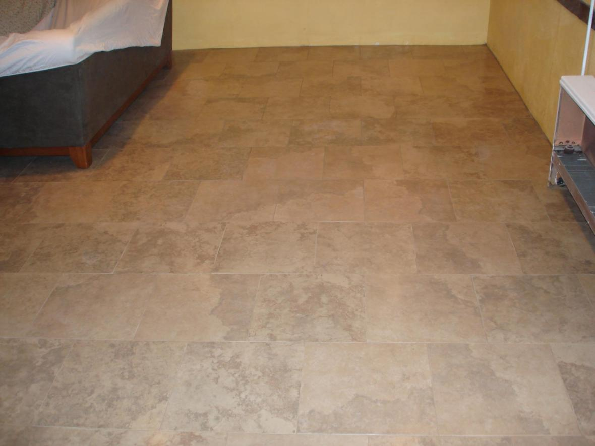 Basement Floor Tiles Ideas