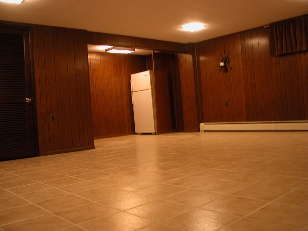 Basement Floor Tiles Style