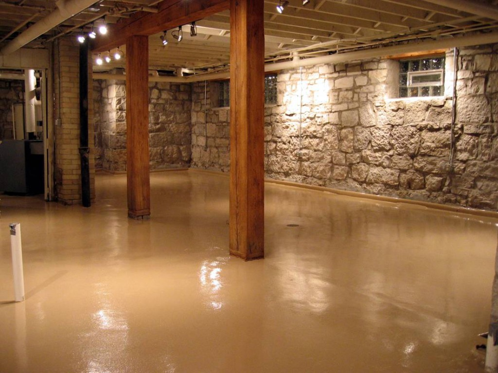 Basement Flooring Ideas Type