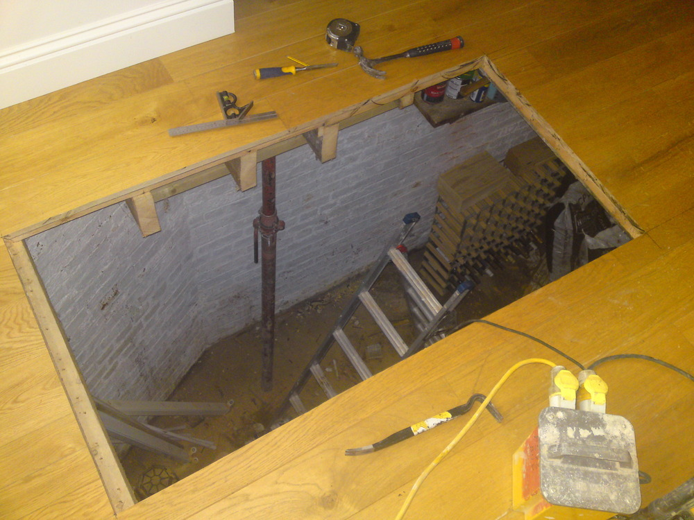 Basement Hatch Door Plans
