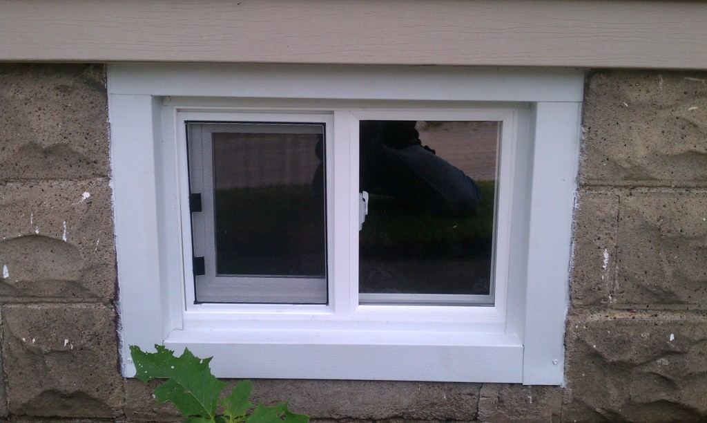 Basement Hopper Windows Hardware