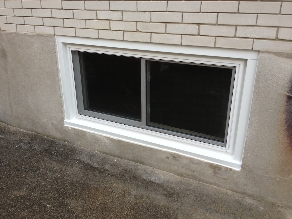Basement Hopper Windows Replacement