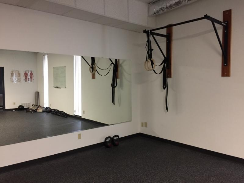 Basement Pull Up Bar Model