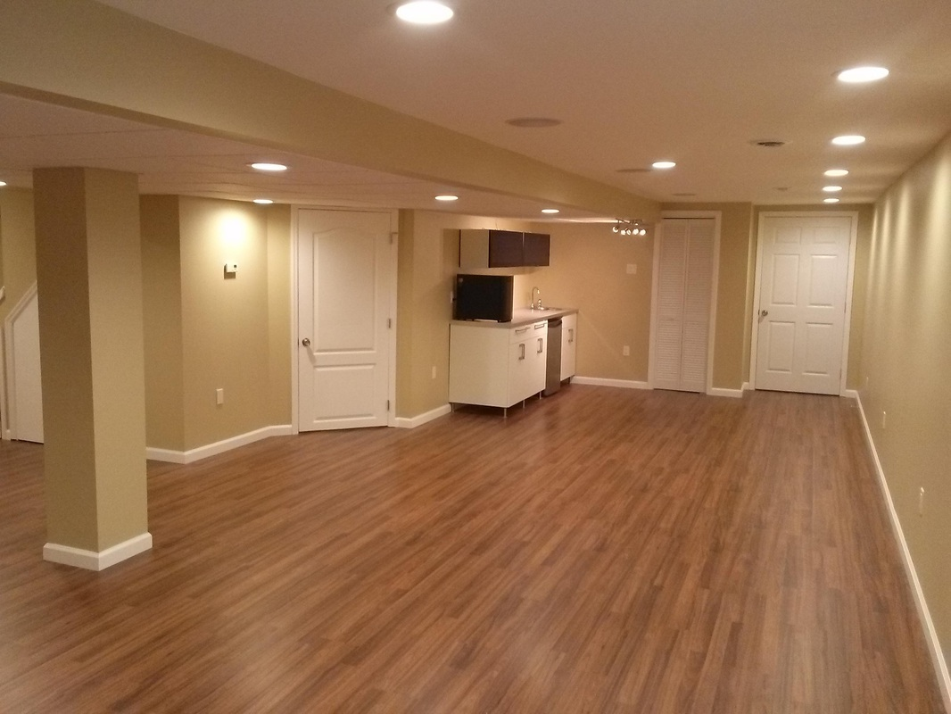 Basement Recessed Lighting Color