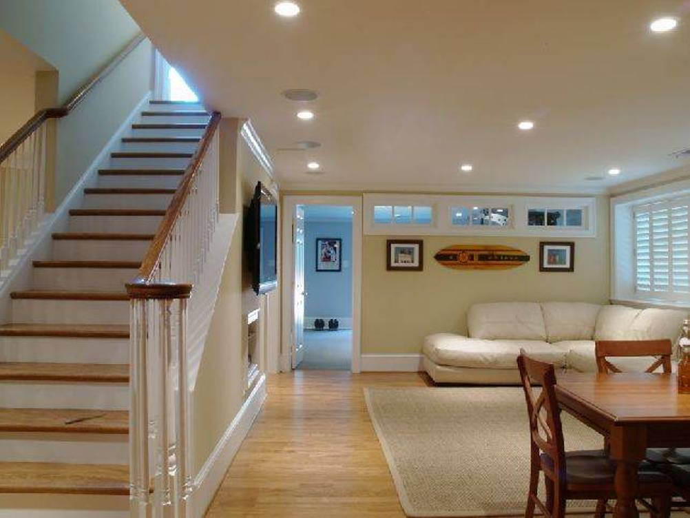 Basement Recessed Lighting Type