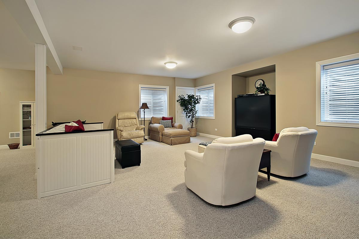 Picture of: Basement Remodeling Lamps