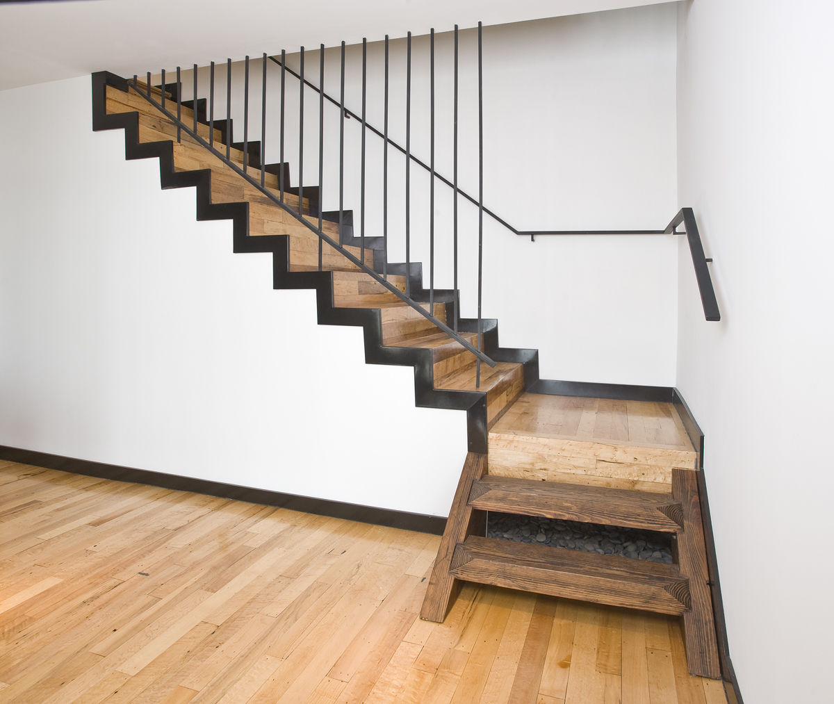Basement Stair Kits Style
