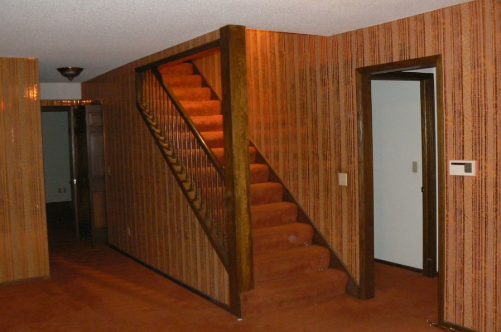 Basement Stair Railing Supplies