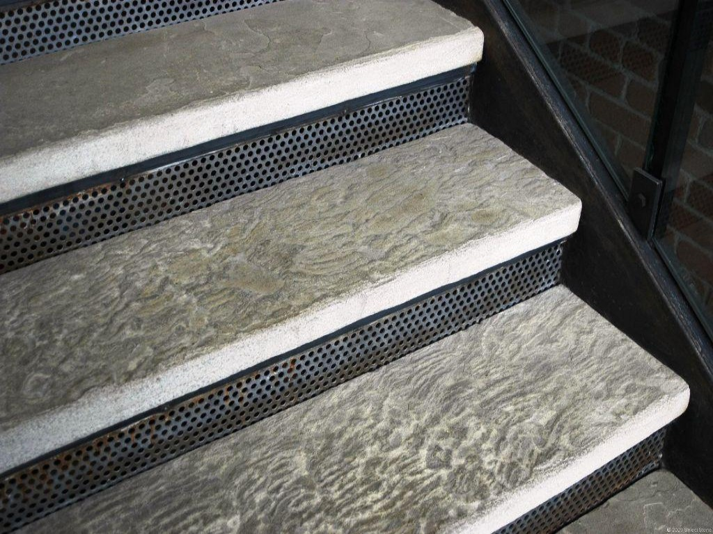 Picture of: Basement Stair Treads Non Slip