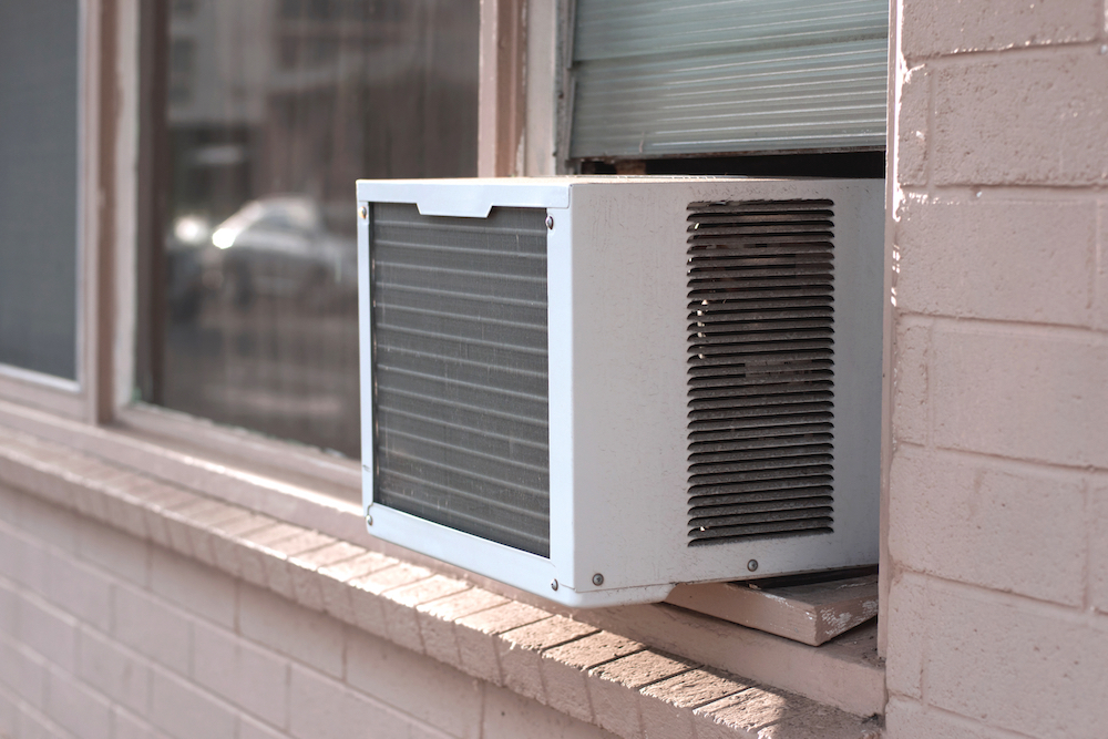 Basement Window Air Conditioner Style