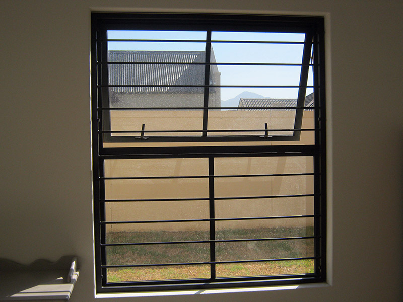 Basement Window Bars Horizon