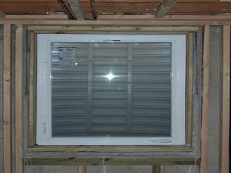 Basement Window Bars Ideas