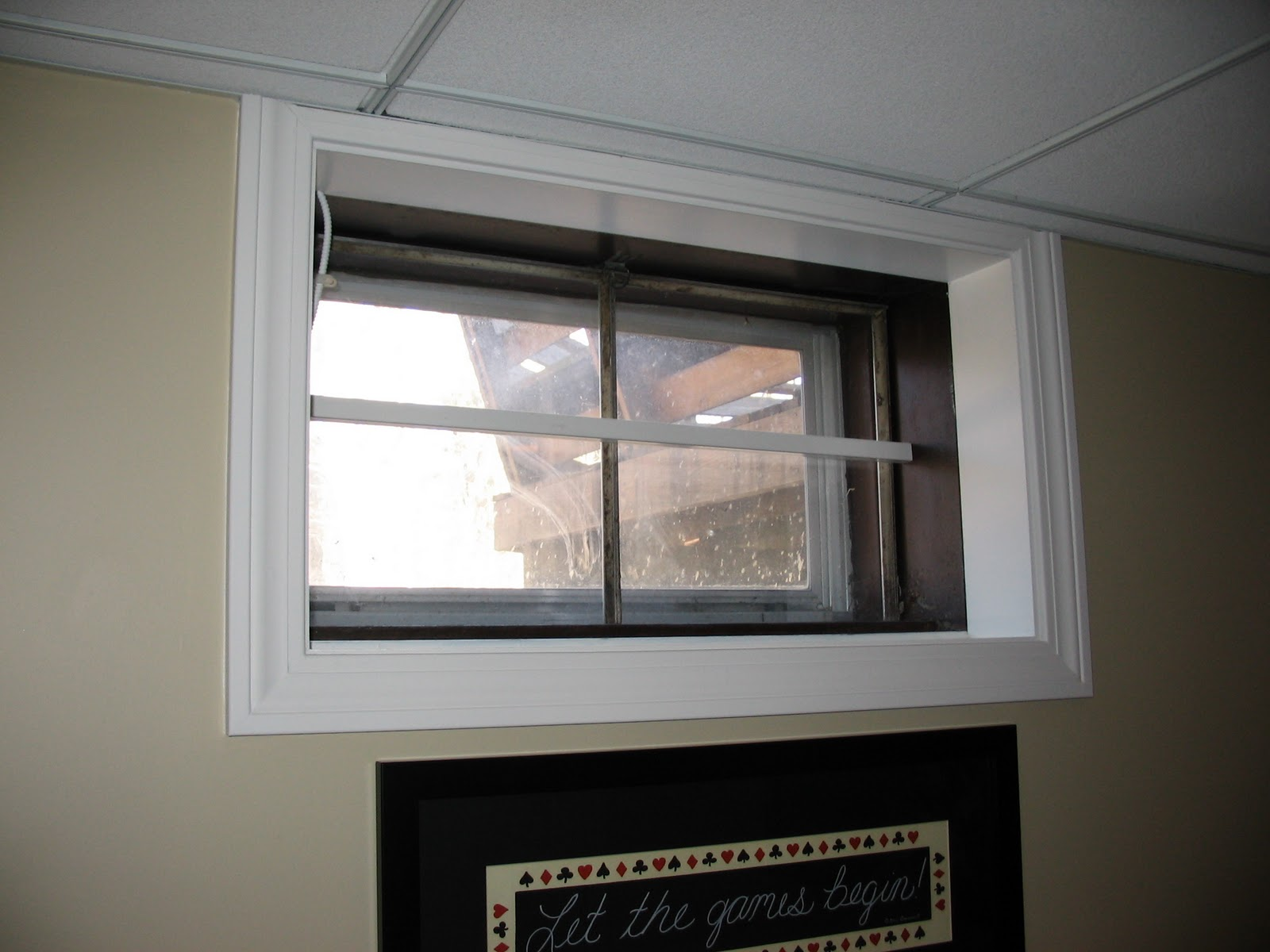 Picture of: Basement Window Security Bars Iron