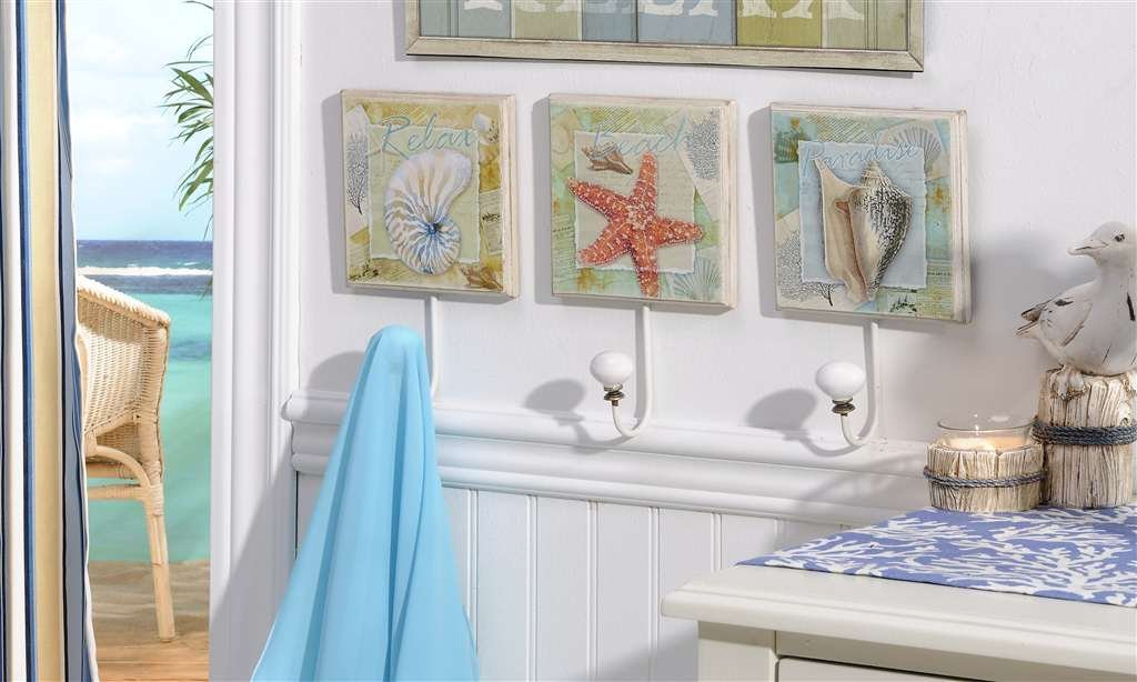 Image of: Bathroom Plaques Wall Décor Wrought Iron
