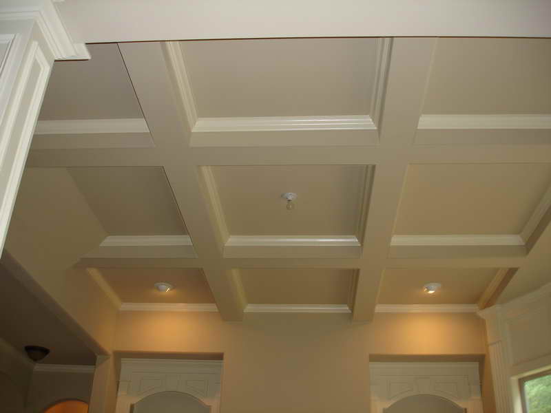 Beautiful Easy Basement Ceiling Ideas