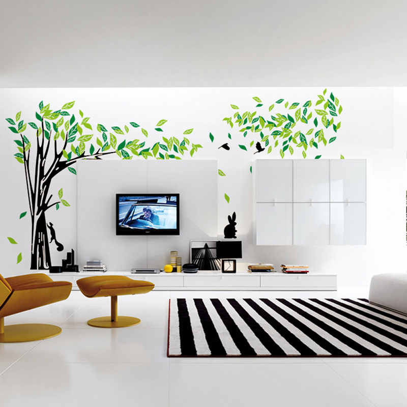 Image of: Beautiful Large Living Room Wall Decor